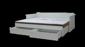 d1b1c97e209e I tato postel disponuje již zabudovaným lamelovým roštem